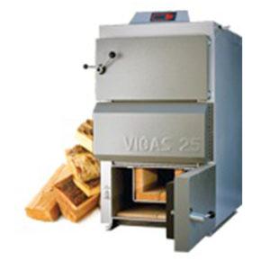 vigas log boilers
