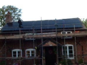 Leebotwood Solar PV