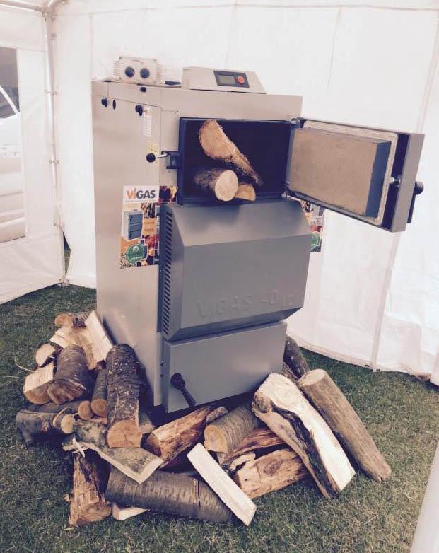 Vigas-Log-Boiler