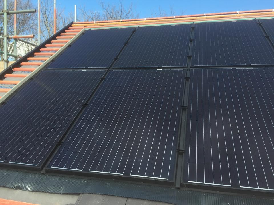 Condover-Solar-pannel-instalation