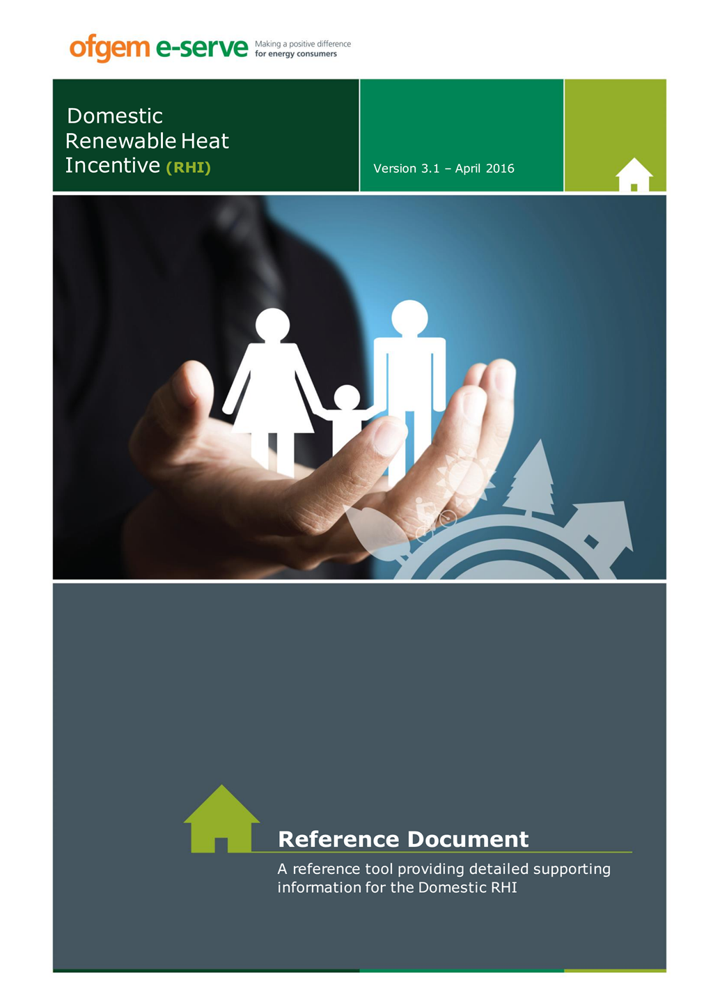 Domestic RHI reference document April 2016