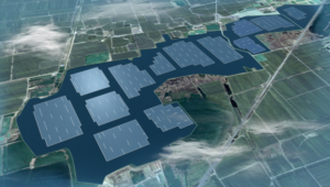 Ciel & Terre starts building 70MW floating PV project with LONGi mono modules